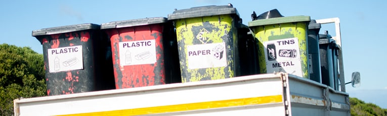 Material and Waste Disposal las vegas - Champion Movers