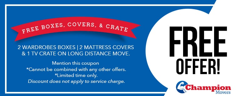 Movers Las Vegas Coupons Free Boxes Long Distance