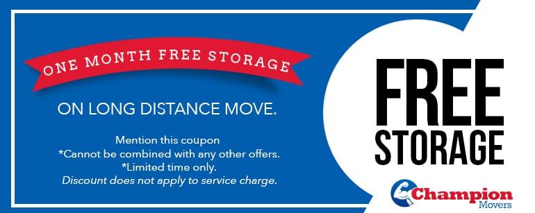 Movers Las Vegas Coupons Free Storage