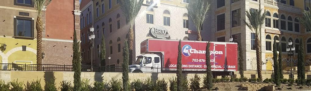 Commercial Movers Las Vegas
